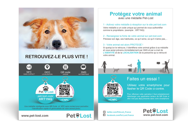 Le Flyer Pet-Lost